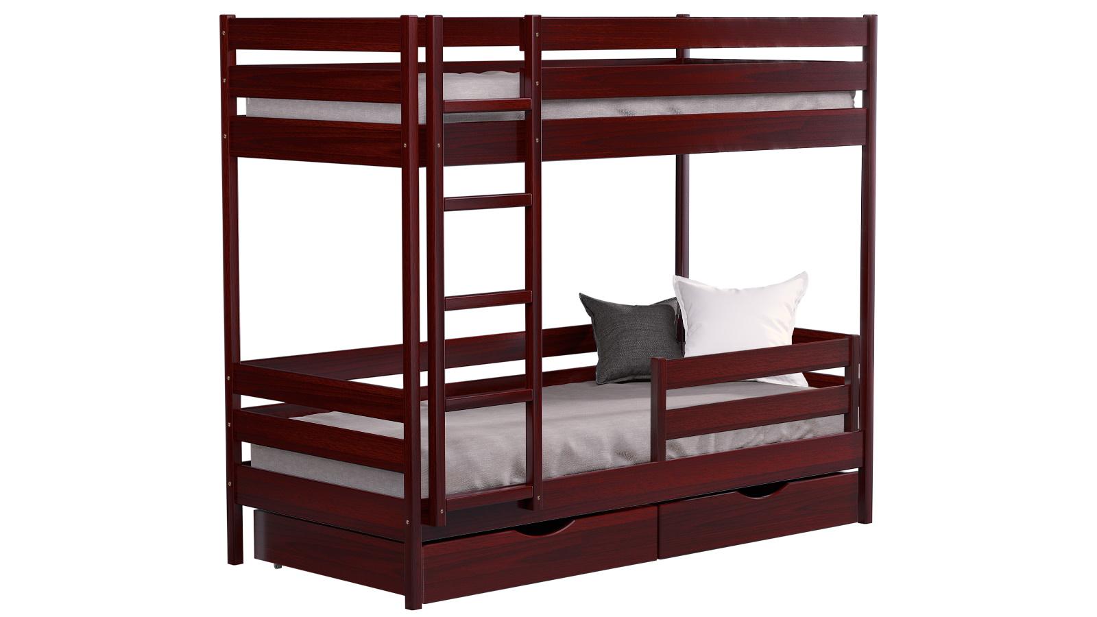 Кровать Эстелла Дуэт Массив 104 цвет